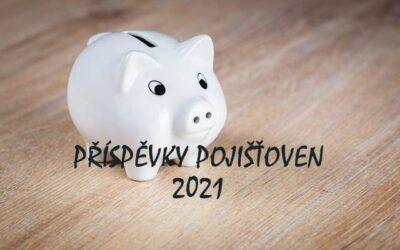 Pojišťovny a příspěvky pro celiaky v roce 2021