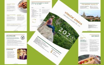 Výroční zpráva 2020 Sdružení celiaků ČR